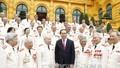 Chủ tịch nước gặp mặt 50 cán bộ công an chi viện chiến trường miền Nam