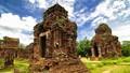 Chuyên gia Ấn Độ tham gia Dự án trùng tu Di sản văn hóa thế giới Mỹ Sơn