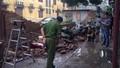 Mưa lớn đổ tường khiến bé trai 8 tuổi tử vong