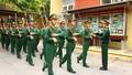 Đội Tiêu binh danh dự  bên Lăng Bác