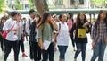 Xét tuyển nguyện vọng 1 kỳ thi ĐH, CĐ năm 2017: Căng thẳng vì điểm cao