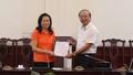 Đề nghị Chủ tịch nước tặng thưởng Huân chương Lao động cho bà Trần Thị Hương Mai