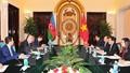 Việt Nam – Azerbaijan thúc đẩy hợp tác song phương trên các lĩnh vực