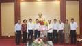Bộ trưởng Lê Thành Long thăm hỏi, trao quà ủng hộ đồng bào bị thiên tai tại hai tỉnh Hòa Bình, Thanh Hóa
