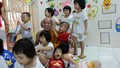 Ấm tình nhà mở chùa Kỳ Quang II