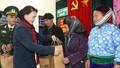 Chủ tịch Quốc hội Nguyễn Thị Kim Ngân: Xuân Biên phòng thực sự ấm lòng dân bản