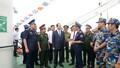 Chủ tịch nước Trần Đại Quang: Phải xử lý kịp thời  các vi phạm pháp luật trên biển