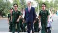 Chủ tịch nước Trần Đại Quang thăm, chúc Tết cán bộ, chiến sĩ Quân đoàn 4