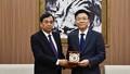 Bộ Tư pháp Việt Nam – Lào: Tăng cường hợp tác trong lĩnh vực công chứng