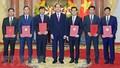 Trao Quyết định bổ nhiệm Đại sứ nhiệm kỳ 2018-2021