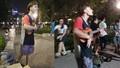 Chấm dứt hoạt động biểu diễn 'tây xin tiền' phản cảm trên phố đi bộ Hồ Gươm