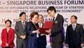 Việt Nam - Singapore: Mở ra những cơ hội hợp tác cho doanh nghiệp