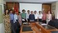 Đảng bộ Báo Pháp luật Việt Nam kết nạp 5 đảng viên mới