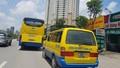 Hà Nội: Nhà xe Đồng Hương Sông Lam ngang nhiên dừng đỗ, đón trả khách trên đường