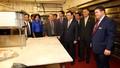 Phó Thủ tướng Vương Đình Huệ kết thúc tốt đẹp chuyến thăm chính thức Mỹ
