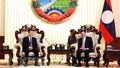 Lãnh đạo Lào đánh giá cao sự hợp tác với Bộ Tư pháp Việt Nam