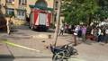 Xe cứu hỏa va chạm xe máy khiến 1 người tử vong