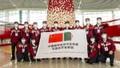 Đội ngũ y tế Trung Quốc khởi hành đến Algeria để kiểm soát COVID-19