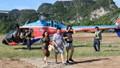 Ninh Bình chính thức khai trương dịch vụ tham quan di sản Tràng An bằng máy bay trực thăng