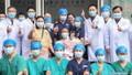 Bệnh nhân COVID-19 tại Vũ Hán xuất viện sau ca phẫu thuật ghép phổi