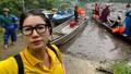 Tin 'hot' giải trí sáng 14/10: Thuỷ Tiên kêu goị được 8 tỷ hỗ trợ người dân Huế; Trang Trần đến Quảng Bình làm từ thiện