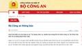 Khởi tố hai cựu Thứ trưởng Bộ Công an Trần Việt Tân và Bùi Văn Thành