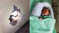 Xác định danh tính người mẹ bỏ rơi bé sơ sinh giữa khe tường ở Gia Lâm
