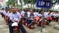 Khai giảng trực tuyến tại các trường khu vực cách ly xã hội ở Quảng Nam