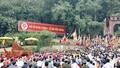 Lễ dâng hương Giỗ Tổ Hùng Vương năm nay hạn chế đại biểu tham dự