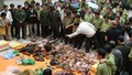 Cấm các chợ, nhà hàng bán động vật hoang dã, cấm cán bộ nhà nước ăn thịt rừng