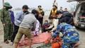Tàu cá bị đâm chìm, 8 thuyền viên gặp nạn