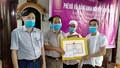 Trao truy tặng Bằng khen của Chủ tịch tỉnh Nghệ An và Thừa Thiên Huế cho nam sinh quên mình cứu bạn