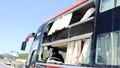 Vụ nổ trên xe giường nằm, 3 người bị thương nặng