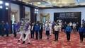 Lễ viếng đầy xúc động nguyên Tổng Bí thư Lê Khả Phiêu tại Hội trường Thống Nhất TP HCM