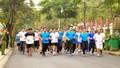 Sôi nổi Giải chạy vũ trang - việt dã và bóng bàn của Công an tỉnh Thừa Thiên Huế