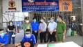 Giám đốc Công an tỉnh Thừa Thiên Huế kiểm tra công tác các chốt kiểm soát dịch COVID-19