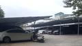Hàng loạt bãi trông giữ xe ô tô không phép giữa Thủ đô ngang nhiên hoạt động