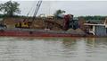Phạt 100 triệu đồng, tạm tước quyền khai thác cát của Công ty Thái Sơn