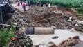 1 người mất tích, 14 người bị thương do mưa bão