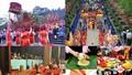 Ngày 12/4 mở tour du lịch đêm Đền Hùng
