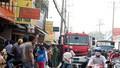Nổ kinh hoàng tại đại lý gas, ba người nhập viện