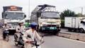 Ô tô tải gây tai nạn liên hoàn, một người nguy kịch