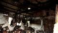 Cháy một tu viện tại TP HCM