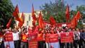 Hội Nghề cá Việt Nam mít tinh phản đối Trung Quốc gây hấn trên biển Đông