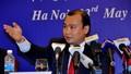 Ông Lê Hải Bình phủ nhận việc cấm biểu tình