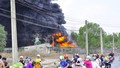 Cháy lớn ở Thành phố Biên Hoà