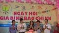 Sôi nổi ngày hội Gia đình Báo chí Việt Nam 2016