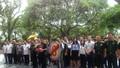 Dâng hương tri ân các Anh hùng liệt sỹ Điện Biên Phủ