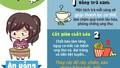 [Infographic] Muốn tránh bệnh ung thư, hãy nhớ 10 thói quen này