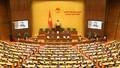 Kỳ họp thứ 2, Quốc hội khóa XIV sẽ khai mạc vào ngày 20/10